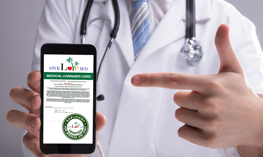 how to get a medical card in california online